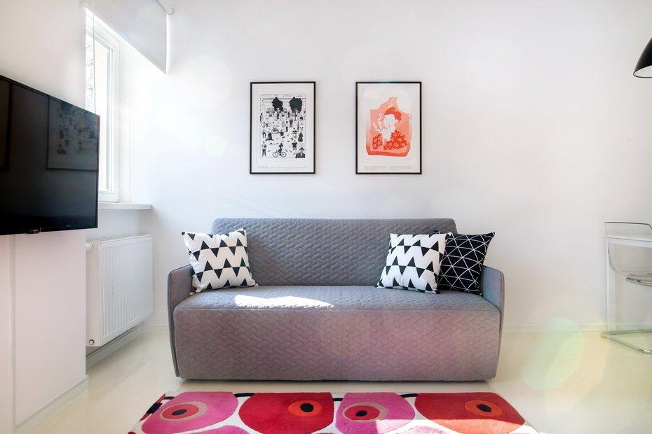 Sedežna z ležiščem Kauch Sleep, Stuio Plečnik, Kragelj arhitekti